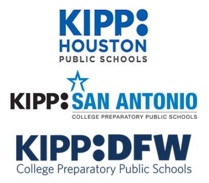 KIPP Logo Trio